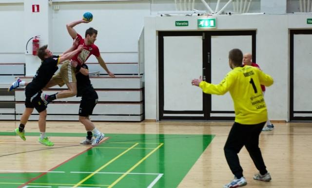 Andre Orel maalinteossa Åbo IFK:ta vastaan (C) Niklas Montonen