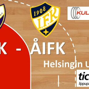 SEURAAVA KOTIOTTELU: HIFK-ÅIFK La 1.10. klo 15:00