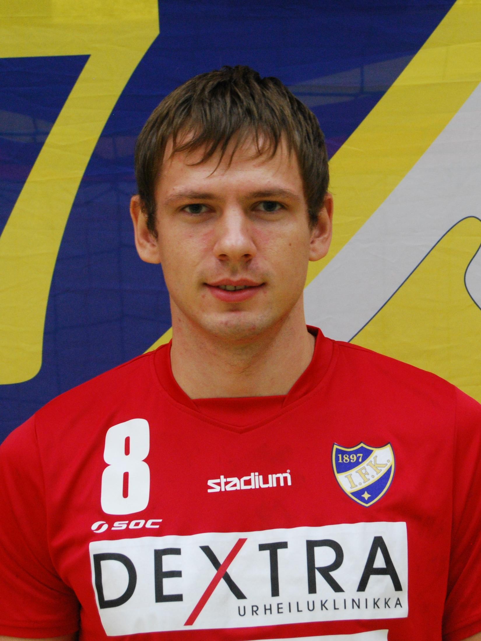 #8 Andrei Orel