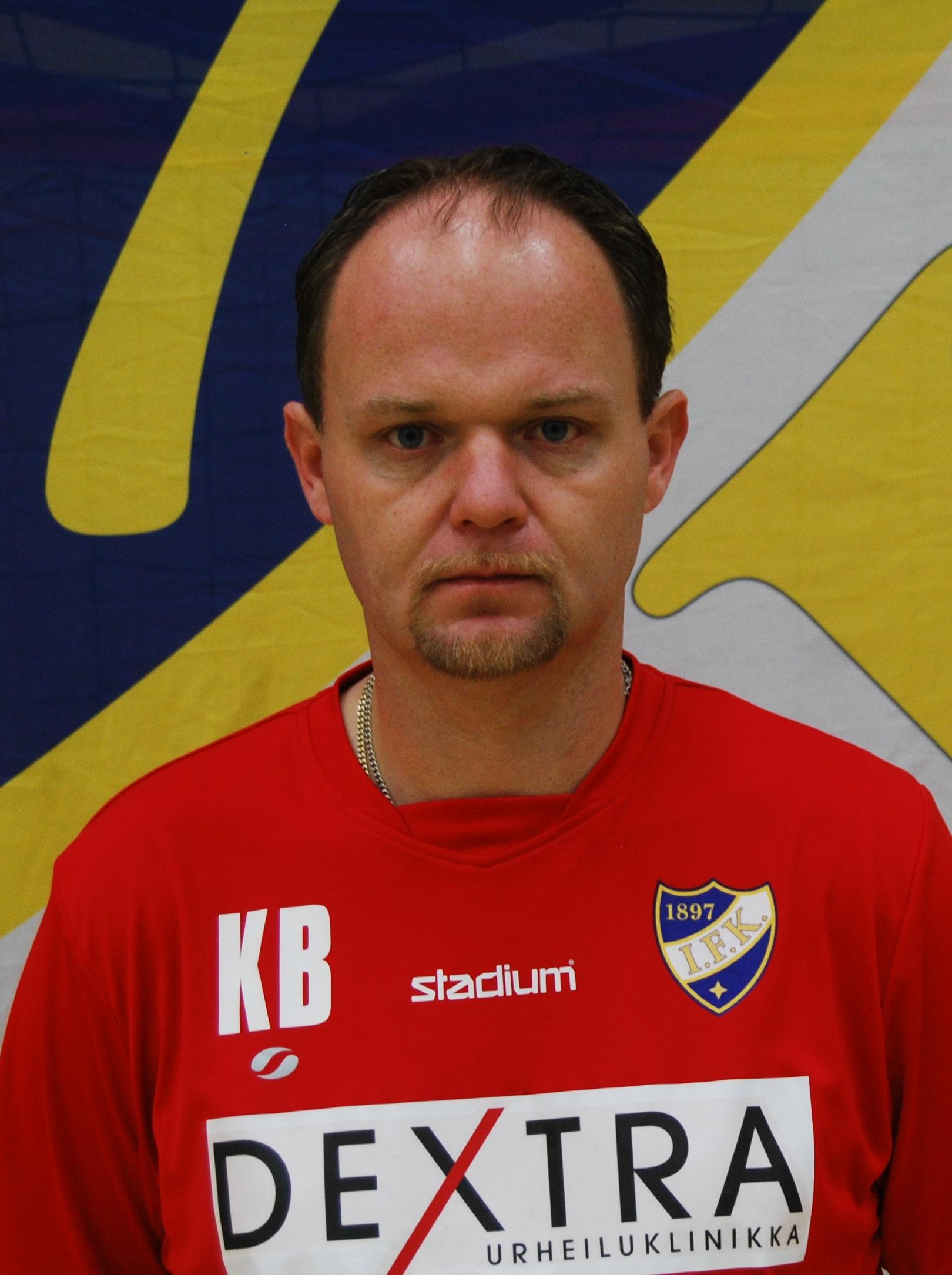 Kenneth Bäcklund